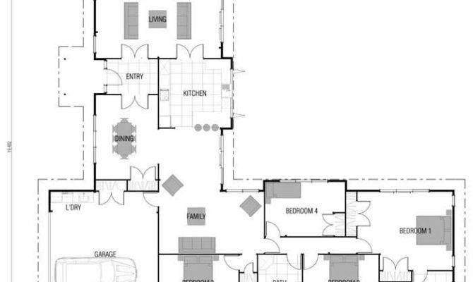 Shaped Bedroom House Plans Awesome Best