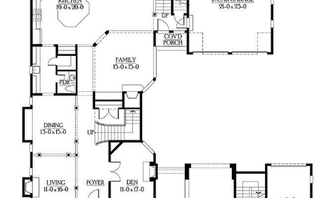 Shaped Home Plan Video Tour Floor