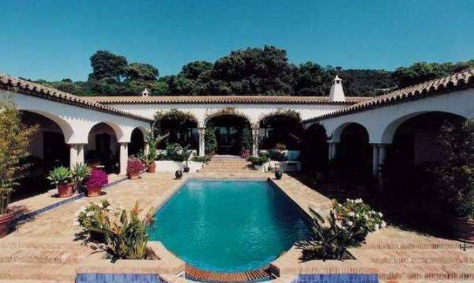 Shaped House Decks Pools Patios Villas
