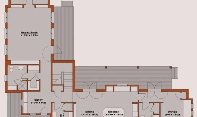 Shaped House Plans Modern Best Impressive Idea