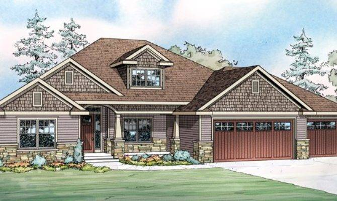 Shaped Ranch Style Floor Plans