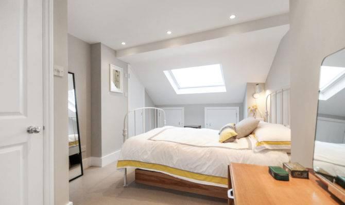 Shaped Rear Dormer Loft Conversion May Road Richmond