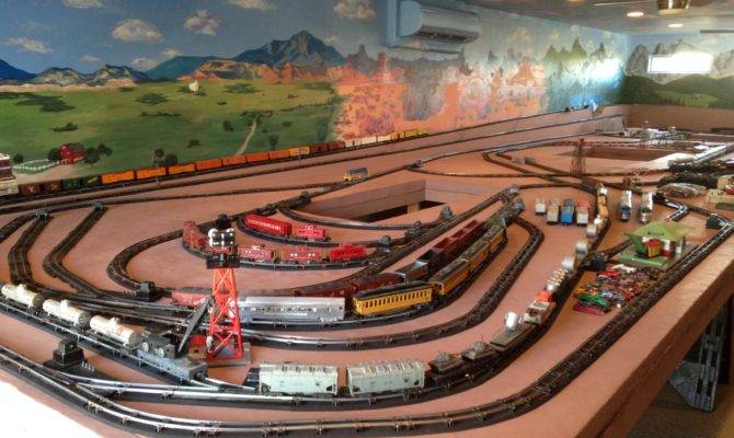 Share Your Layout Blog Model Train