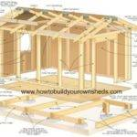 Shed Blueprints Large Plans Picking Best Your