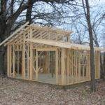 Shed Blueprints Simple Storage Designs Your Backyard