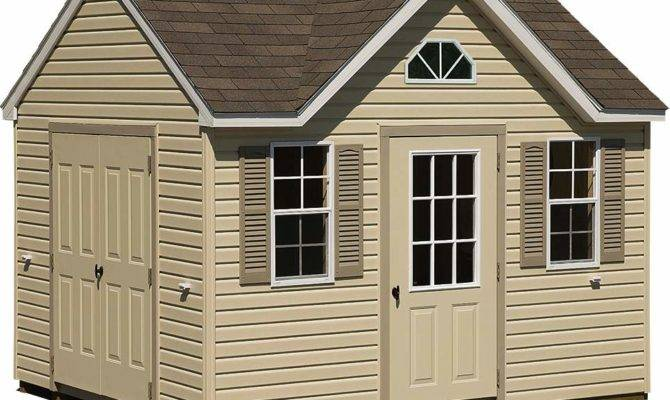 Shed Gambrel Plans Build