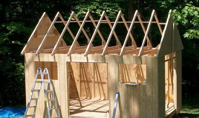 Shed Plans Learn Build Easily Designs