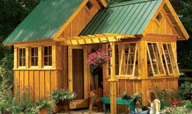 Shed Plans Storage Handyman