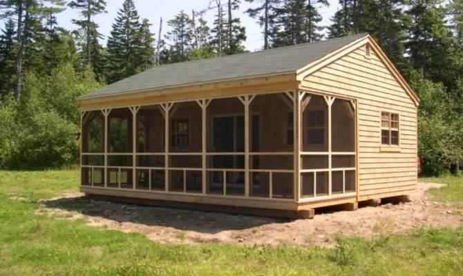 Shed Porch Pdf Plans Pool Planpdffree