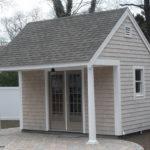 Shed Porch Plans Assume Storage