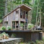 Shed Roof Cabin Arq Pinterest