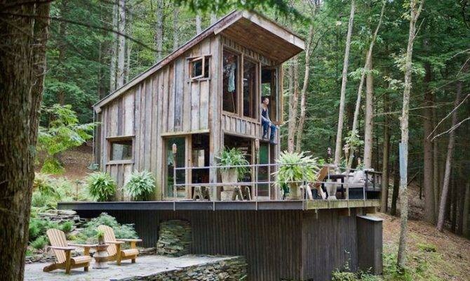 Shed Roof Cabin Arq Pinterest House Plans 20862