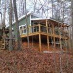 Shed Roof Cabin Designs Pdf Truss Design Freepdfplans