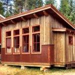 Shed Roof Cabin Lost Studios Sandpoint Idaho Cabins