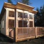 Shed Roof Cabin Plans Small House Living Pinterest