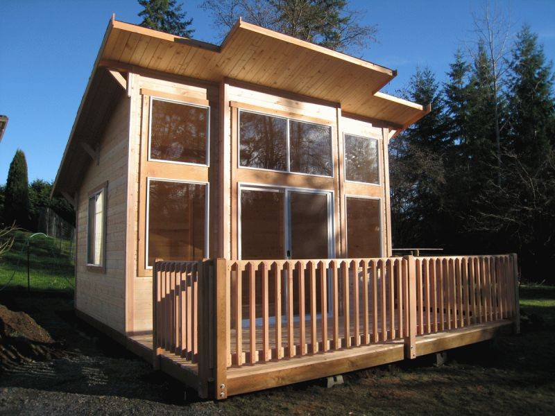 Shed Roof Cabin Plans Small House Living Pinterest House Plans 20852
