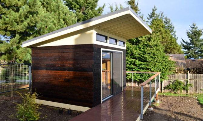Shed Roof Design Architectural