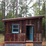 Shed Roof Recycled Cottages Camping Cabins Pinterest