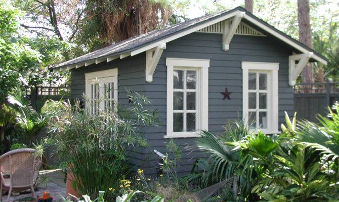 Shed Style House