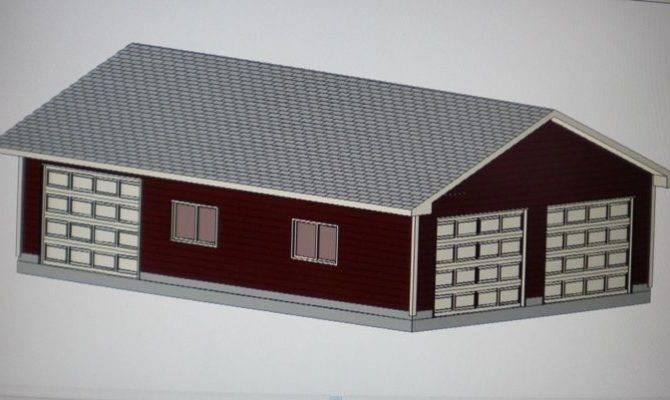 Shedme Garage Plans Material List