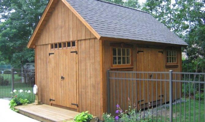 Sheds Building Saltbox Shed Plans Self Build