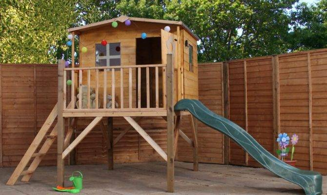 Shedswarehouse Bumble Bee Playhouses
