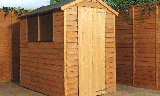 Shedswarehouse Oxford Super Saver