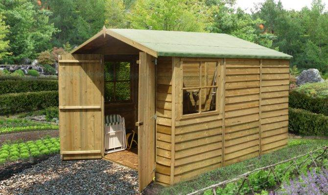Shedswarehouse Stowe Dip Treated