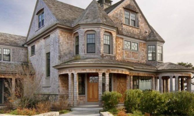 Shingle Style Coastal Nantucket Houzz