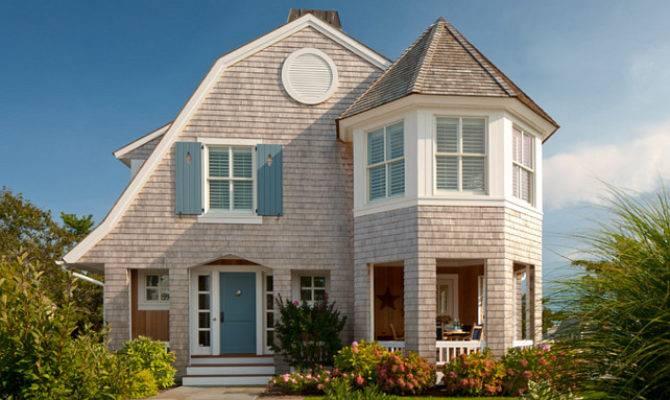 Shingle Style Cottage Home Bunch Interior Design Ideas