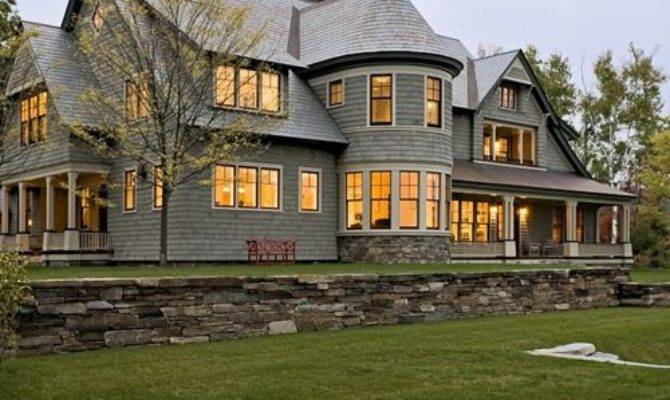 Shingle Style Home Design Ideas Remodel