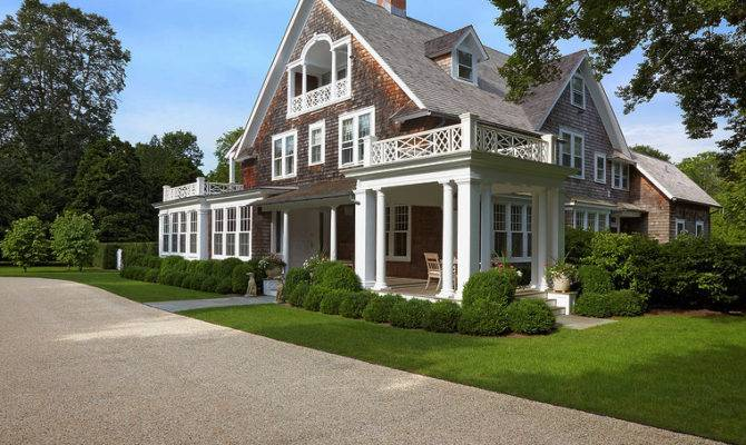 Shingle Style Home Exterior Pinterest