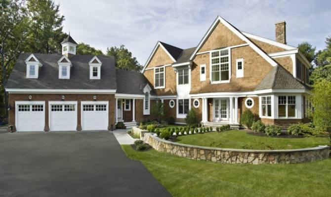 Shingle Style Homes New England Home Design