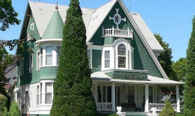 Shingle Style House Built Listed National