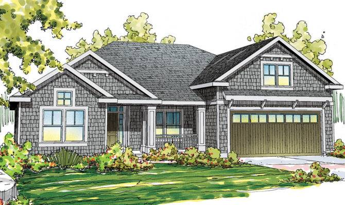 Shingle Style House Plans Springbrook Associated Designs
