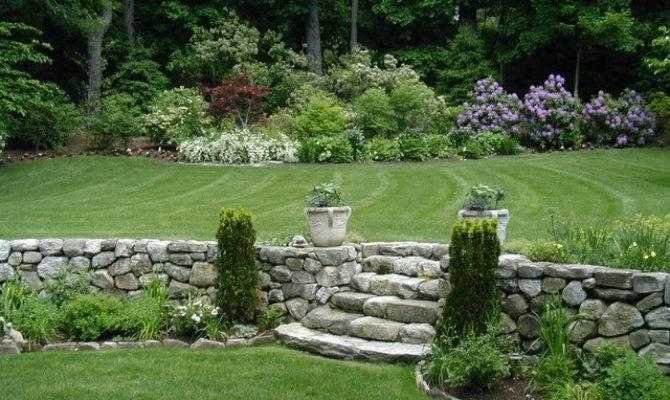 Shingle Style Landscape Renovation Victorian