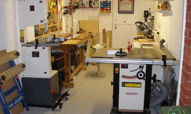 Shop Ideas Pinterest Garage Workshop Layout Car