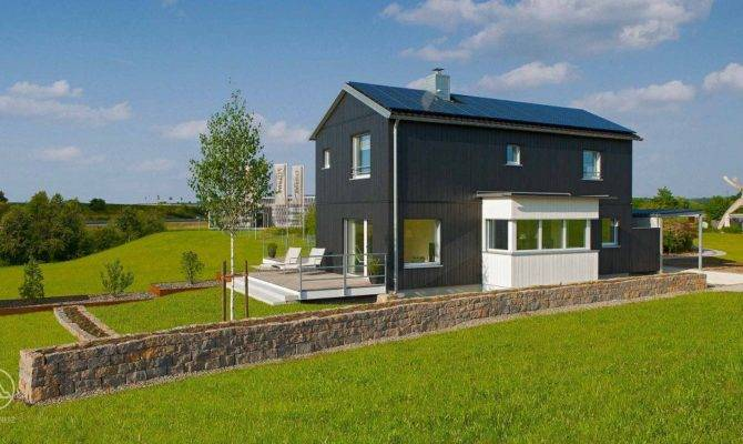 Show House Baufritz Energy Self Sufficient