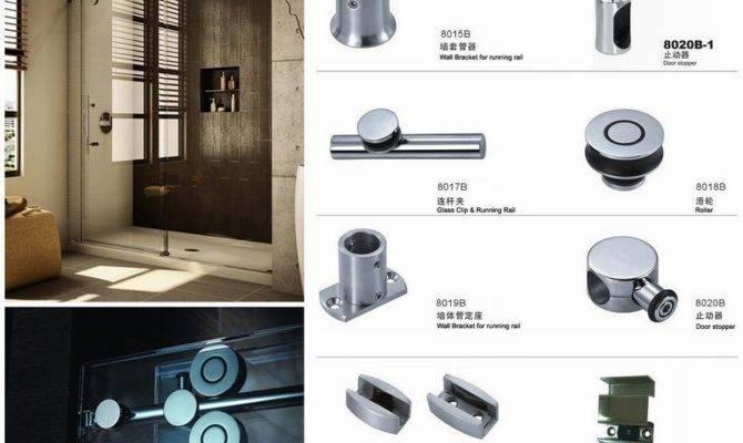Shower Door China Roller Enclosure