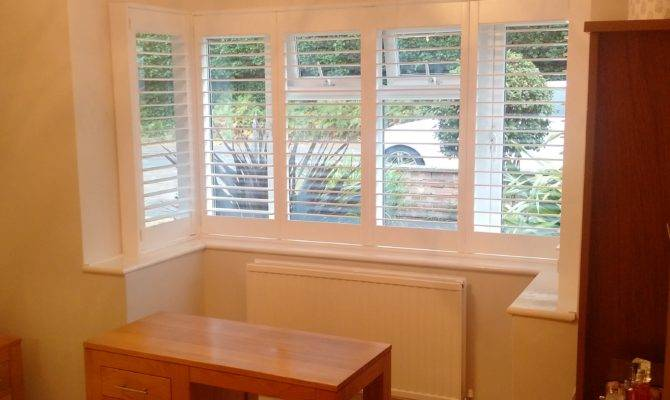 Shutters Curtains Bay Window Bramley Blinds