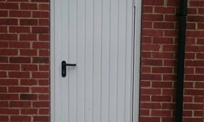 Side Door Garage Doors Glass Sliding
