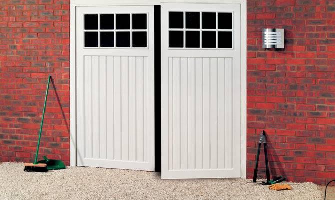 Side Hinged Garage Doors Best Door