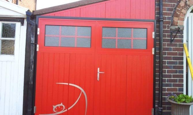 Side Hinged Garage Doors Old Style Modern Performance