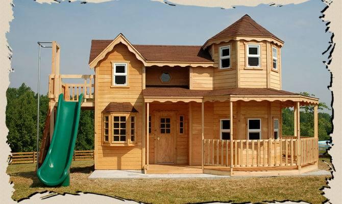 Siding Plywood Turned Gives Impression Lap