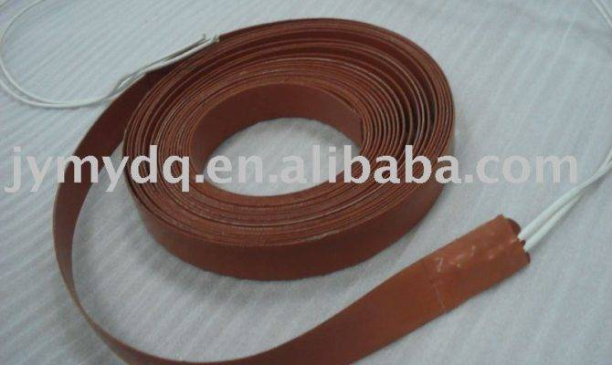 Silicone Pipe Heater Flexible