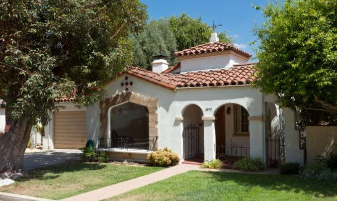 Silver Lake Spanish Colonial Get Starring Role Old House