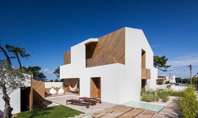Silver Wood House Portugal Ernesto Pereira