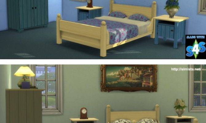Simista Country Cottage Collection Sims
