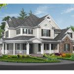 Simone Terrace Country Home Plan House Plans