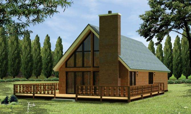 Simple Barn Style House Floor Plans